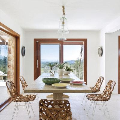 Ideas y fotos de sillas fibra natural para inspirarte - Sillas de fibra natural ...