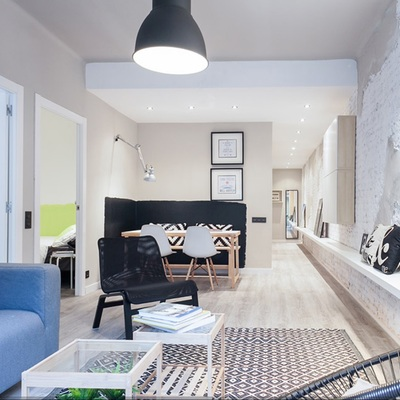 Ideas de pisos peque os para inspirarte habitissimo - Amueblar pisos pequenos ...