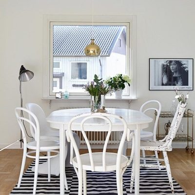 Ideas y Fotos de Mueble Comedor Blanco para Inspirarte - Habitissimo