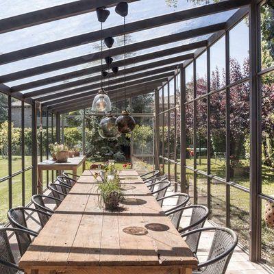 Cómo aprovechar el espacio ganado al cerrar tu terraza