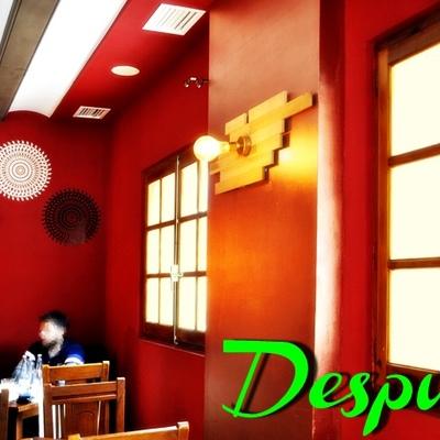 """Pintura y Decoración Restaurante """"la Diavola"""""""