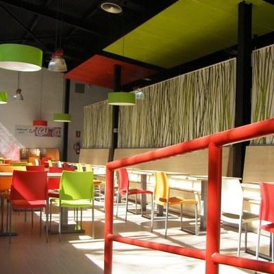 Comedor personal Interno Caribe, Tarragona