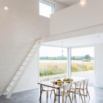 Una casa de campo para inspirar a un fotógrafo
