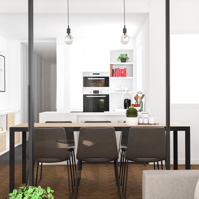 Propuesta de mejora Salon de vivienda en Valencia