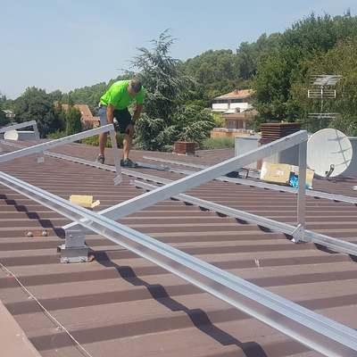 Energía Solar Fotovoltaica Autoconsumo 6,8 KWp