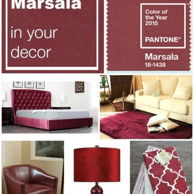 El Marsala: Color del 2015