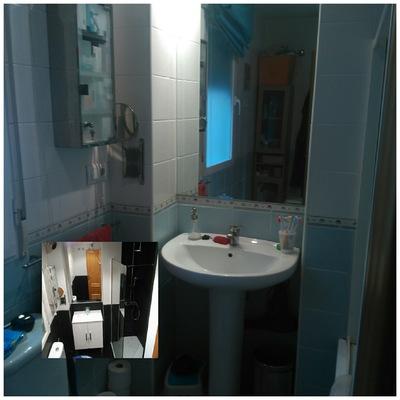 Reforma parcial baño