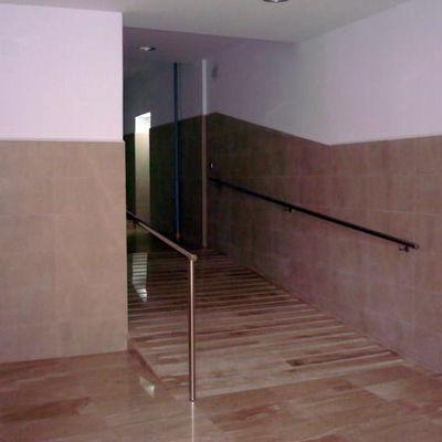 Instalación Ascensor Y Reforma Vestíbulo