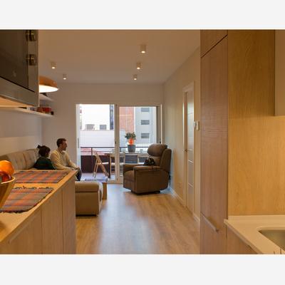 Reforma integral de apartamento en Poblenou
