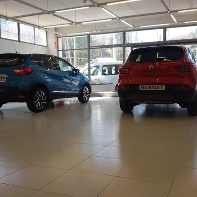 Reforma concesionario Renault Remm Guitart Martorell