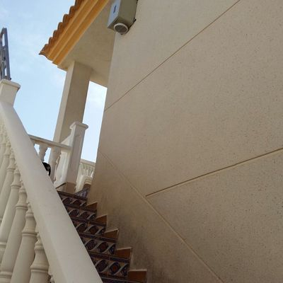 Condensación en casa unifamiliar (Castalla, Alicante)