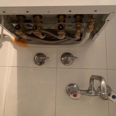 Sustitución exprés caldera estanca por condensación