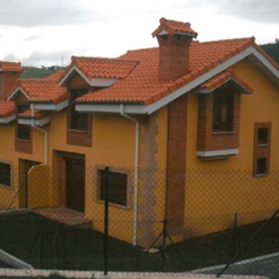 Proyecto de 5 chalets en Rumoroso Cantabria