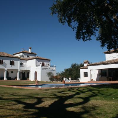 Una lujosa villa en San Roque