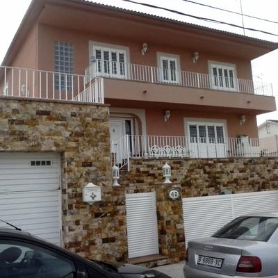 Construcción casa 2005