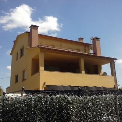 Construcción casa 2007