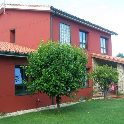 Construcción de una casa chalet en Bergondo