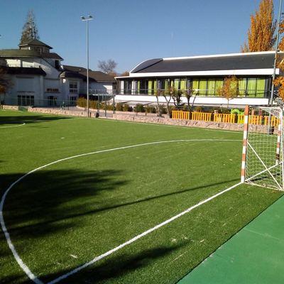 Gesprodex - Construccion de campo de fútbol e instalacion de cesped artificial