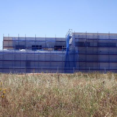 Construcción De Edificio Industrial En Poligono Ecnoalcalá De Alcala De Henares