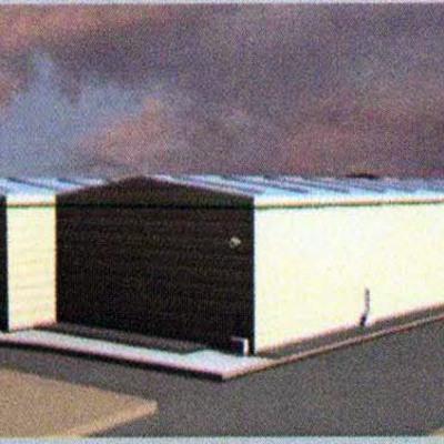 Construcción nave industrial y oficinas