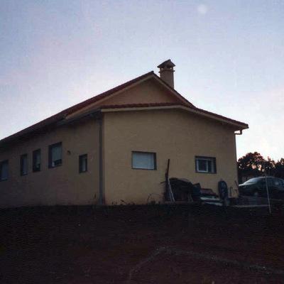 CONSTRUCCION DE VIVIENDA UNIFAMILIAR DE PROTECCION OFICIAL