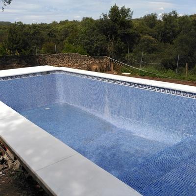 Construcción piscina vivienda particular en Córdoba