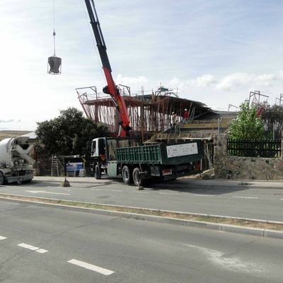 Construccion Vivienda Unifamiliar en Villanueva del Pardillo (Urb. Las Vegas)