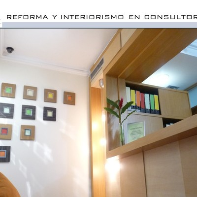 REFORMA / INTERIORISMO LOCAL PARA CLÍNICA DENTAL