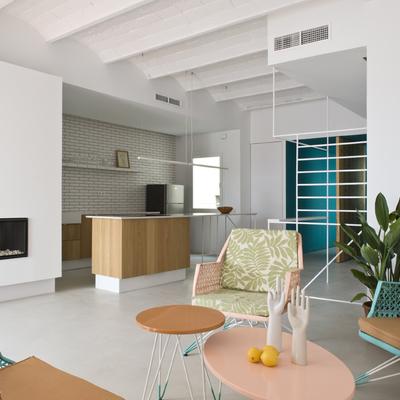 Rocha Apartment: reforma a la italiana
