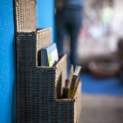 Contenedor de libros