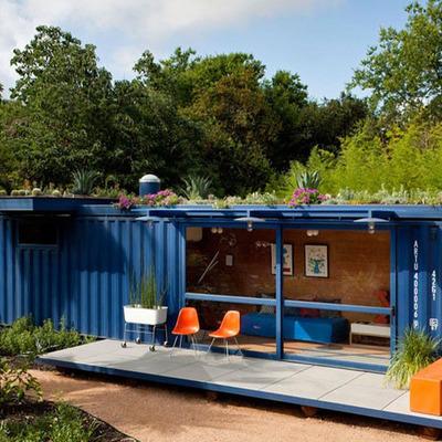 Viviendas Prefabricadas: Casas de contenedores