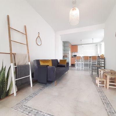 Ático marinero con encanto - en Valencia - Proyecto de reforma parcial y decoración integral