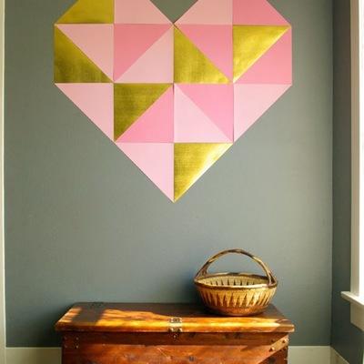 5 ideas para llenar tu casa de corazones