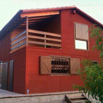 Ym proyect cartagena - Casas de corcho ...