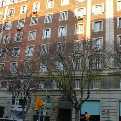 Reforma en edificio de viviendas