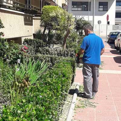 Mantenimiento de comunidad en Murcia