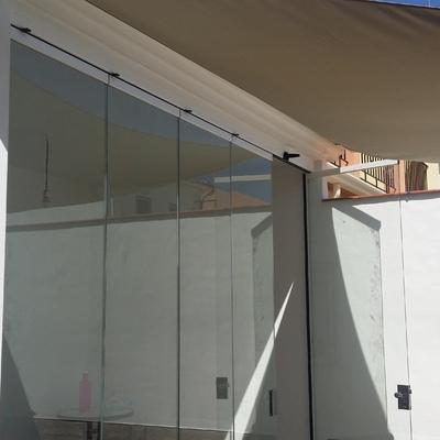 Moderglass cortinas de cristal cerramientos de vidrio m laga - Cortinas de cristal malaga ...