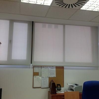 Presupuesto cortinas oficina en madrid online habitissimo - Cortinas de oficina ...