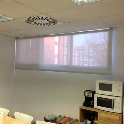 Presupuesto cortinas oficina en madrid online habitissimo - Cortinas para oficinas ...
