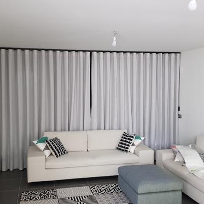Suministro, confección e instalación de cortinas y estores