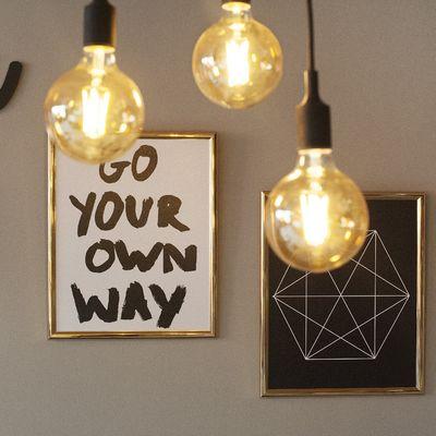 5 DIY´s para decorar la pared con cosas que tienes por casa