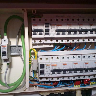 Instalacion Electrica De Una Vivienda Unifamiliar