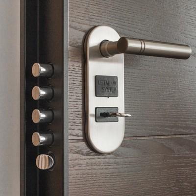 ¿Cuáles son las partes de una cerradura?