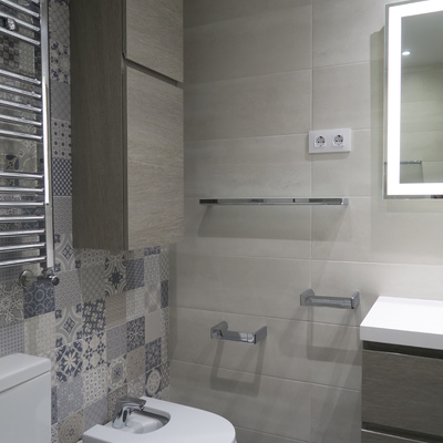 Reforma piso 80 m2 en Tetuán
