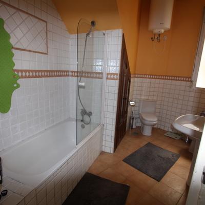 """Cuarto de Baño principal """"antes"""""""