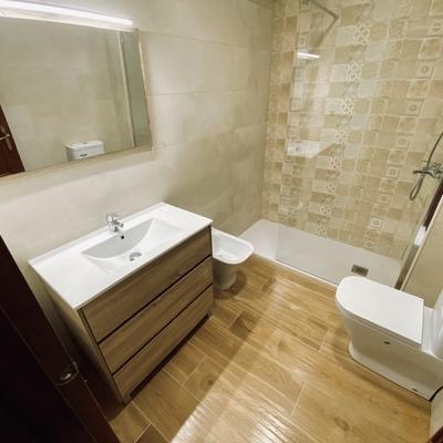 Reforma de baños completos