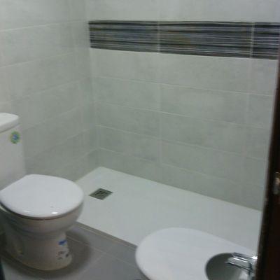Remodelación de cuarto de baño en Madrid