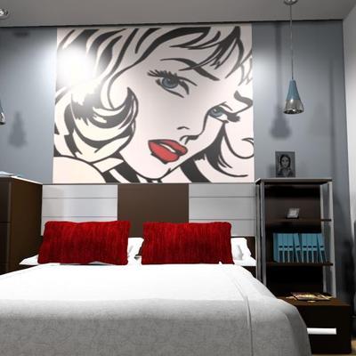 Dormitorio Urban