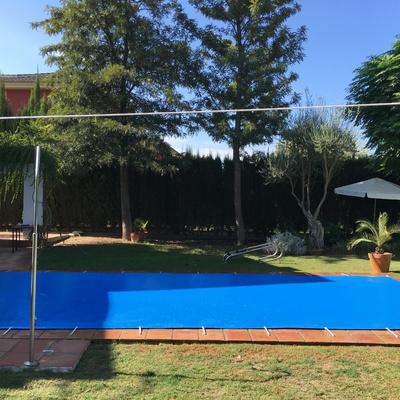 Presupuesto construcci n cubierta pisable para piscina for Presupuesto construccion piscina