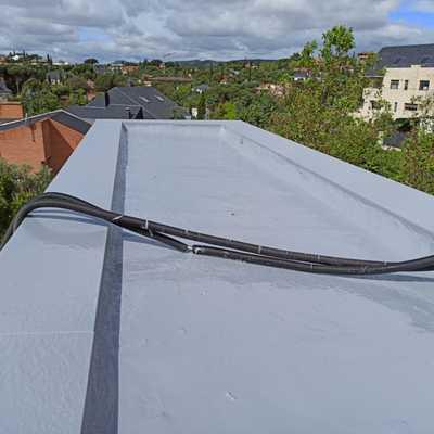 Aislamiento / Cool Roof en Las Rozas